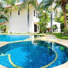 Отель Magic Villa Pattaya бассейн фото 2