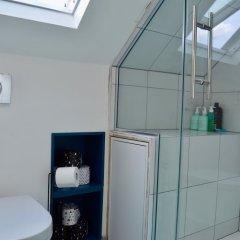 Отель Spacious 3 Bedroom House in Didsbury Manchester ванная фото 2