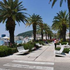 Отель Holiday Home Aspalathos пляж фото 2
