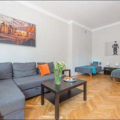 Апартаменты P&o Freta Studio Варшава комната для гостей фото 5
