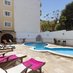 Отель Menorca Patricia Испания, Сьюдадела - отзывы, цены и фото номеров - забронировать отель Menorca Patricia онлайн бассейн
