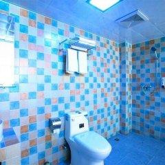 Отель The Inn of Sky-blue Bay Китай, Сямынь - отзывы, цены и фото номеров - забронировать отель The Inn of Sky-blue Bay онлайн ванная