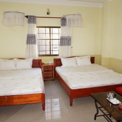 An Thuy Hotel Далат комната для гостей фото 2