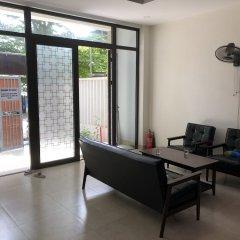 Отель Homestay Des Amis - Ban Huu Хойан комната для гостей фото 2