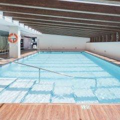 Отель ILUNION Calas De Conil Испания, Кониль-де-ла-Фронтера - отзывы, цены и фото номеров - забронировать отель ILUNION Calas De Conil онлайн бассейн фото 3