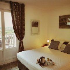 Отель Les Terrasses de Saumur Hotel & Spa Франция, Сомюр - отзывы, цены и фото номеров - забронировать отель Les Terrasses de Saumur Hotel & Spa онлайн комната для гостей фото 3