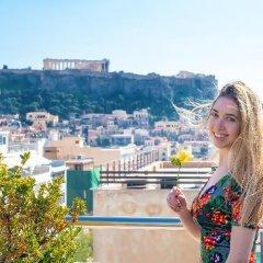 Отель Attalos Hotel Греция, Афины - отзывы, цены и фото номеров - забронировать отель Attalos Hotel онлайн городской автобус