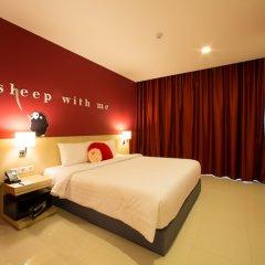 Sleep With Me Hotel design hotel @ patong 4* Стандартный номер фото 11