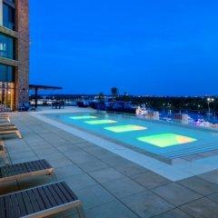 Отель Global Luxury Suites at The Wharf США, Вашингтон - отзывы, цены и фото номеров - забронировать отель Global Luxury Suites at The Wharf онлайн бассейн