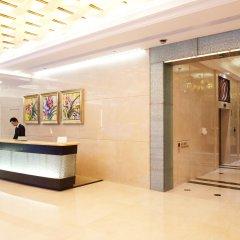 City Garden Hotel интерьер отеля