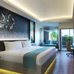 Отель Chanalai Garden Resort, Kata Beach комната для гостей фото 7