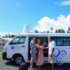 Отель Garden Island Resort Фиджи, Остров Тавеуни - отзывы, цены и фото номеров - забронировать отель Garden Island Resort онлайн городской автобус