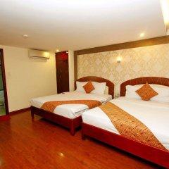 Ngan Ha - Galaxy Hotel комната для гостей фото 5