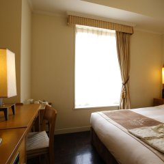 Hotel Monterey Lasoeur Ginza комната для гостей