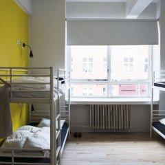 Отель Sleep In Heaven Копенгаген в номере