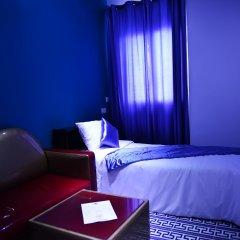 Отель Hôtel Mamora Марокко, Танжер - 1 отзыв об отеле, цены и фото номеров - забронировать отель Hôtel Mamora онлайн комната для гостей фото 3