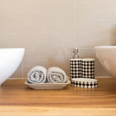 Отель Luxury Villa Pina Colada ванная фото 2