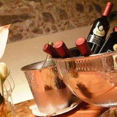 Отель Relais Corte Cavalli Понти-суль-Минчо гостиничный бар