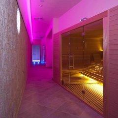 Отель Savoia Thermae & Spa Италия, Абано-Терме - отзывы, цены и фото номеров - забронировать отель Savoia Thermae & Spa онлайн сауна фото 2