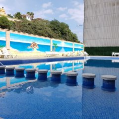 Отель Apartament Els Pins Испания, Бланес - отзывы, цены и фото номеров - забронировать отель Apartament Els Pins онлайн бассейн