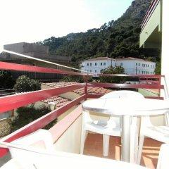 Отель Apartamentos Flomar Испания, Л'Эстартит - отзывы, цены и фото номеров - забронировать отель Apartamentos Flomar онлайн балкон