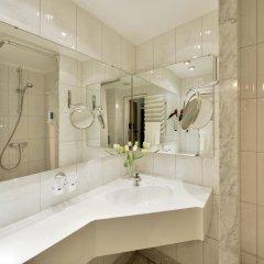 Отель Burghotel Stammhaus ванная