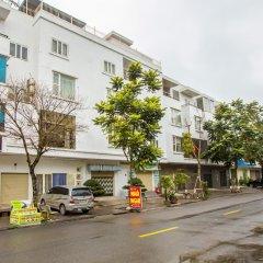 SPOT ON 799 Bao An Hotel Ханой парковка