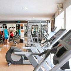 Luna Palace Hotel and Suites фитнесс-зал