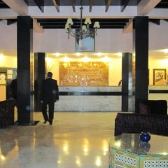 Отель Ouarzazate Le Tichka Марокко, Уарзазат - отзывы, цены и фото номеров - забронировать отель Ouarzazate Le Tichka онлайн интерьер отеля