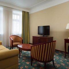 Гостиница Марриотт Москва Тверская комната для гостей фото 11