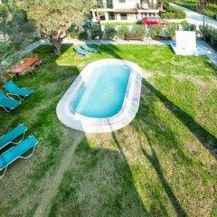 Отель Lemon Garden Villa Греция, Пефкохори - отзывы, цены и фото номеров - забронировать отель Lemon Garden Villa онлайн бассейн фото 2