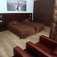 Отель Sky View Luxury Apartments Черногория, Будва - отзывы, цены и фото номеров - забронировать отель Sky View Luxury Apartments онлайн комната для гостей фото 3