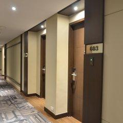 Отель Pearl Garden Hotel Филиппины, Манила - отзывы, цены и фото номеров - забронировать отель Pearl Garden Hotel онлайн интерьер отеля