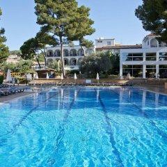 Отель Beach Club Font de Sa Cala бассейн