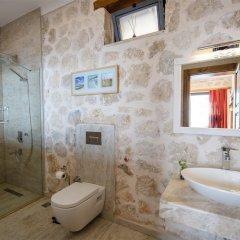Villa Sur by Akdenizvillam Турция, Калкан - отзывы, цены и фото номеров - забронировать отель Villa Sur by Akdenizvillam онлайн ванная