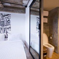 Отель Quip Bed & Breakfast Таиланд, Пхукет - отзывы, цены и фото номеров - забронировать отель Quip Bed & Breakfast онлайн комната для гостей фото 4