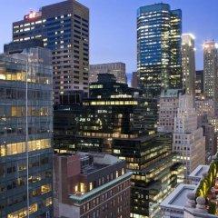 Отель The Roosevelt Hotel, New York City США, Нью-Йорк - 9 отзывов об отеле, цены и фото номеров - забронировать отель The Roosevelt Hotel, New York City онлайн балкон