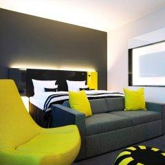 Отель Vienna House Andel´s Berlin Берлин комната для гостей фото 4