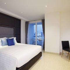Centra by Centara Avenue Hotel Pattaya комната для гостей