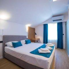 Отель Admiral Черногория, Будва - отзывы, цены и фото номеров - забронировать отель Admiral онлайн комната для гостей фото 5