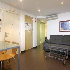 Отель Picasso Apartments Испания, Барселона - отзывы, цены и фото номеров - забронировать отель Picasso Apartments онлайн комната для гостей фото 2