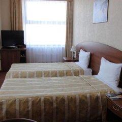 Гостиница Николь 3* Стандартный номер с 2 отдельными кроватями фото 6