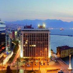 Movenpick Hotel Izmir бассейн фото 2