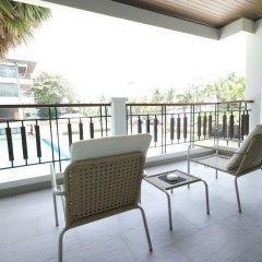Отель Welcome World Beach Resort & Spa Таиланд, Паттайя - отзывы, цены и фото номеров - забронировать отель Welcome World Beach Resort & Spa онлайн балкон фото 2
