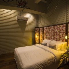 Azure Hostel Bangkok Бангкок комната для гостей фото 4