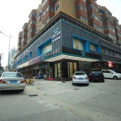 Отель Xana Lite·Shenzhen Nanshan Xili Шэньчжэнь парковка