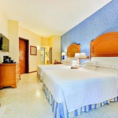 Отель Occidental Tucancun - Все включено Мексика, Канкун - 1 отзыв об отеле, цены и фото номеров - забронировать отель Occidental Tucancun - Все включено онлайн комната для гостей фото 7