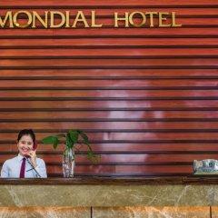 Mondial Hotel Hue интерьер отеля фото 3