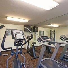 Отель La Quinta Inn & Suites San Diego SeaWorld/Zoo Area фитнесс-зал фото 2