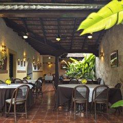 Hotel Casa del Balam питание фото 3